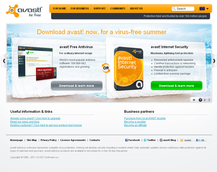 avast software scam