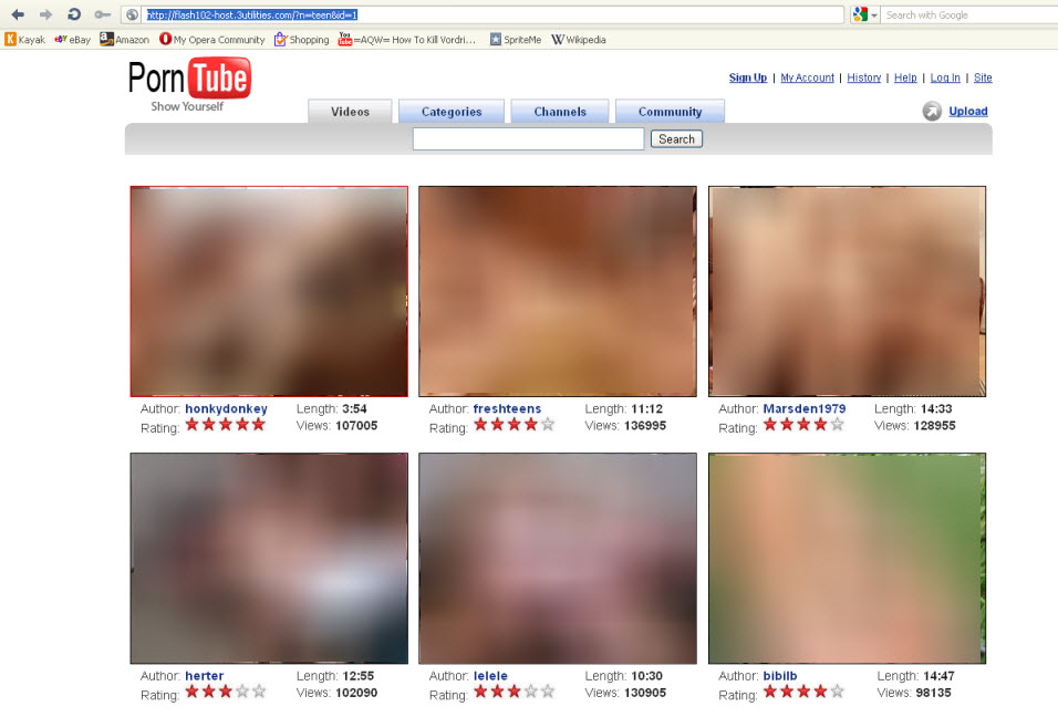fake-porn-website2. So, if you click the Play button in the movie, ...