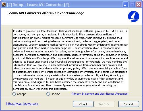 relevantknowledge_announce